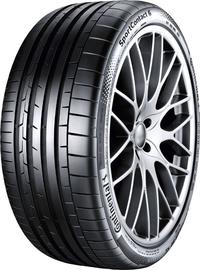 Vasaras riepa Continental SportContact 6, 275/35 R21 103 Y XL B A 72