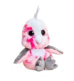 Плюшевая игрушка Keel Toys Animotsu Parrot, 15 см