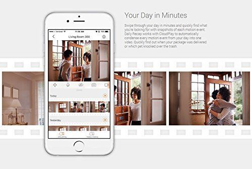 Ezviz Mini Plus Camera