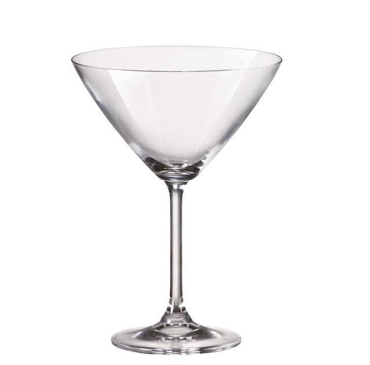 Kokteiliklaas Bohemia Royal Crystal 2for2, 0.285 l, 2 tk