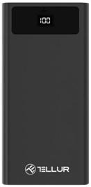 Зарядное устройство - аккумулятор Tellur, 20000 мАч, черный