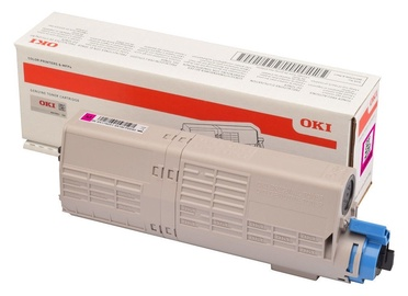 OKI Toner for C532 MC573 6000p Magenta 46490606