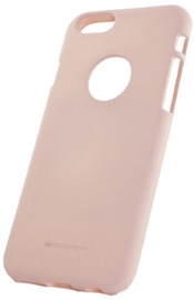 Mercury Soft Surface Back Case For Samsung Galaxy J5 J530F Pink Sand