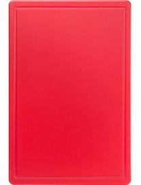 Stalgast Cutting Board 60x40cm Red