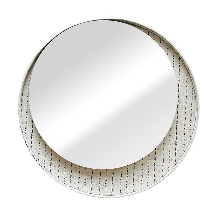 Peegel Homede Sense, riputatav, 40.5x40.5 cm