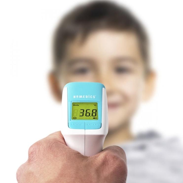 Homedics TE-350-EU Non-Contact Infrared Body Thermometer