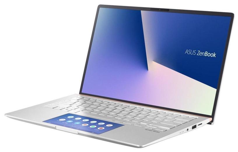 Asus ZenBook UX434FLC-A5305T Silver