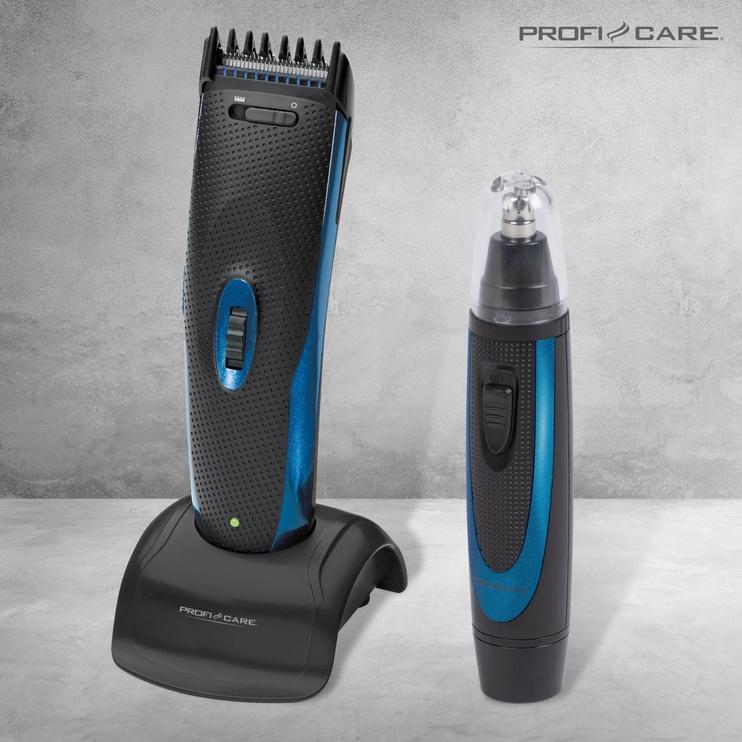 Машинка для стрижки волос, бороды ProfiCare PC-HSM/R 3052