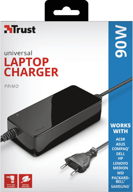 Trust AC Laptop Charger 90W