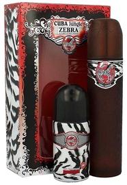 Cuba Jungle Zebra 100ml EDP + 50ml Deostick