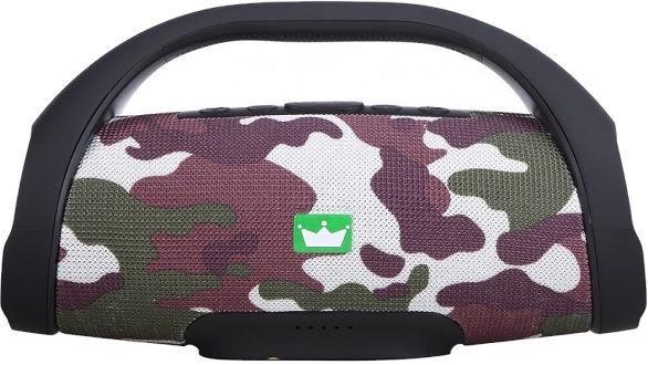 Belaidė kolonėlė ForMe FS-138 Bluetooth Speaker Camo