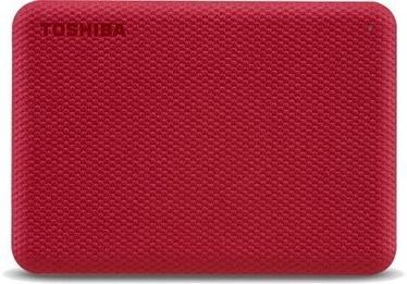 Жесткий диск Toshiba Canvio Gaming, HDD, 4 TB, красный