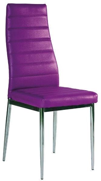Стул для столовой Signal Meble H261 Purple, 1 шт.