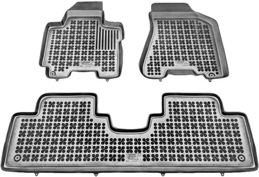 REZAW-PLAST Kia Sportage 2004-2010 Rubber Floor Mats