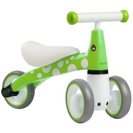 EcoToys Mini Bicycle Walker Green