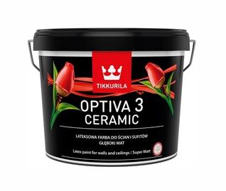 Vandeniniai akriliniai dažai Tikkurila Optiva Ceramic Super Matt 3 BC Base 2.7l
