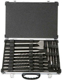 Makita B-64674 SDS Plus Drill/Chisel Set 13pcs