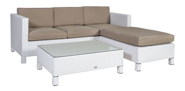 Home4you Queens Garden Furniture Set White
