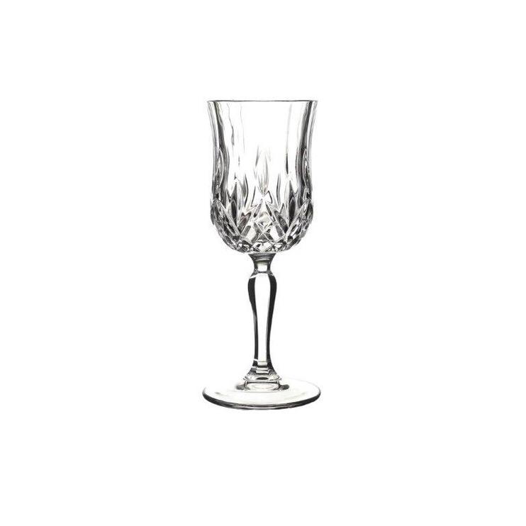 Veini klaas RCR Opera 2560602, 0.16 l, 6 tk