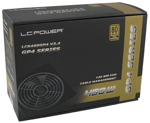 LC-Power ATX 2.4 460W LC6460GP4