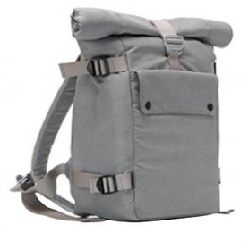 "BlueLounge Notebook Backpack 15-17"" Grey"