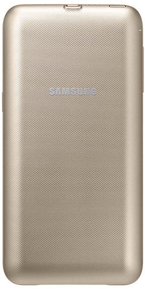 Samsung Wireless Charger Pack For Samsung Galaxy S6 Edge Plus Gold