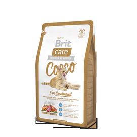Kuivtoit kassidele Brit Care Cat Cocco I m Gourmand, 2 kg