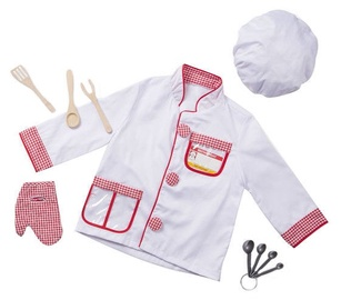 Melissa & Doug Chef Outfit Set 14838