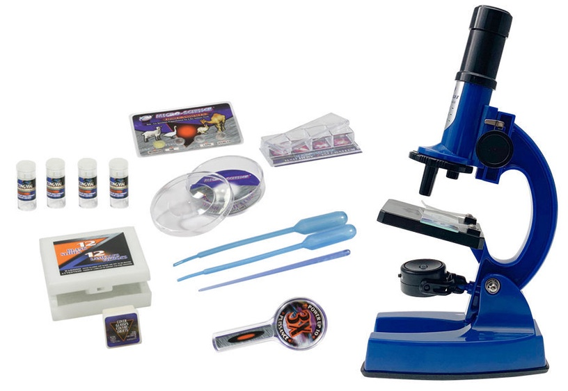 Eastcolight Deluxe Microscope Set 90081