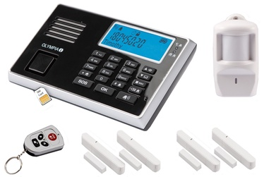 Olympia 9061 Wireless Alarm System