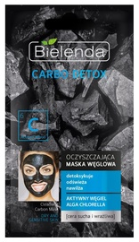 Bielenda Carbo Detox Purifying Mask 8g Dry & Sensitive Skin