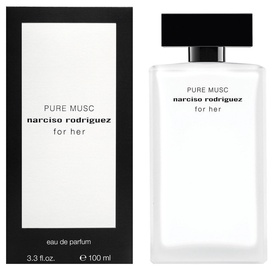 Parfüümid Narciso Rodriguez For Her Pure Musc, 100 ml EDP