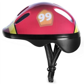 Шлем Spokey Fireman, красный, 490 - 560 мм