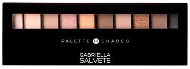 Gabriella Salvete Eyeshadow Palette 10 Shades 12g 02