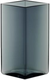 Iittala Ruutu Vase 115x180mm Grey