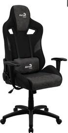 Aerocool Gaming Chair COUNT AC-150 Iron Black