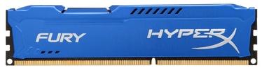 Kingston 4GB DDR3 PC14900 CL10 DIMM HyperX Fury Blue HX318C10F/4