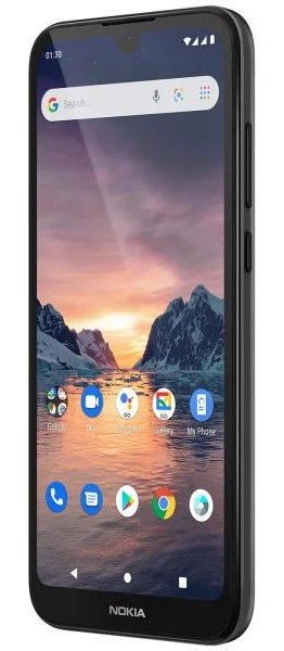 Mobilusis telefonas Nokia 1.3 1.3 Dual Charcoal, 16 GB