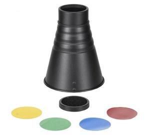 Quadralite Snoot Pro SN-5001 Cone Reflector