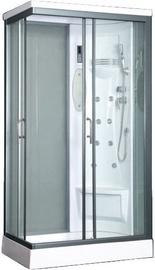 Vento Biello Massage Shower Right 110x218x70cm