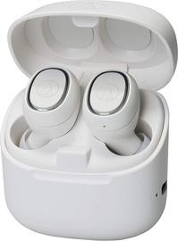 Ausinės Audio-Technica ATH-CK3TW White, belaidės