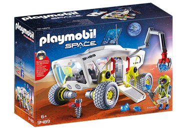 Playmobil Space Mars Research Vehicle 9489