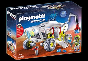 Konstruktorius Playmobil Space 9489 marso automobilis