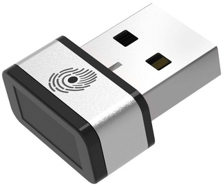PQi My Lockey Fingerprint ID Encryption Security USB Nano Dongle