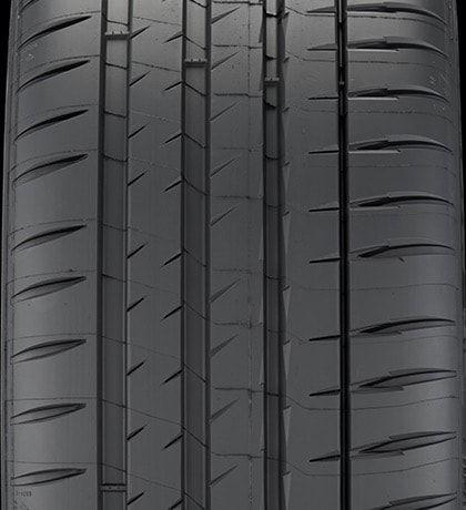 Vasarinė automobilio padanga Michelin Pilot Sport 4S, 305/30 R20 103 Y XL