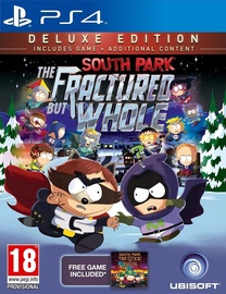 South Park: The Fractured But Whole Deluxe Edition incl. The Stick of Truth PS4