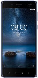 Mobilusis telefonas Nokia 8 Tempered Blue, 64 GB
