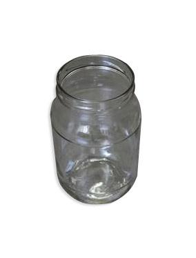 Stiklainis, užsukamas, 1,7 l