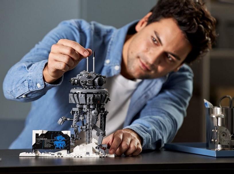 Конструктор LEGO Star Wars Imperial Probe Droid 75306, 683 шт.
