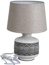 Verners Helena Desk Lamp 60W E27 Beige/White